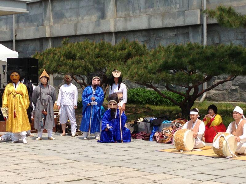 יום הילד, טיול לקוריאה