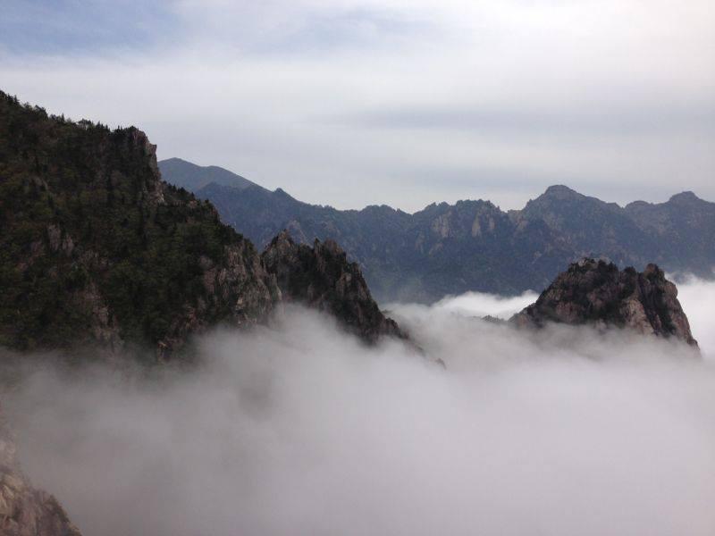 הר סורק, טיול מאורגן לקוריאה
