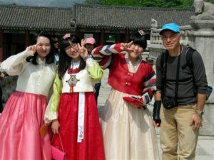 Explore korea Staff