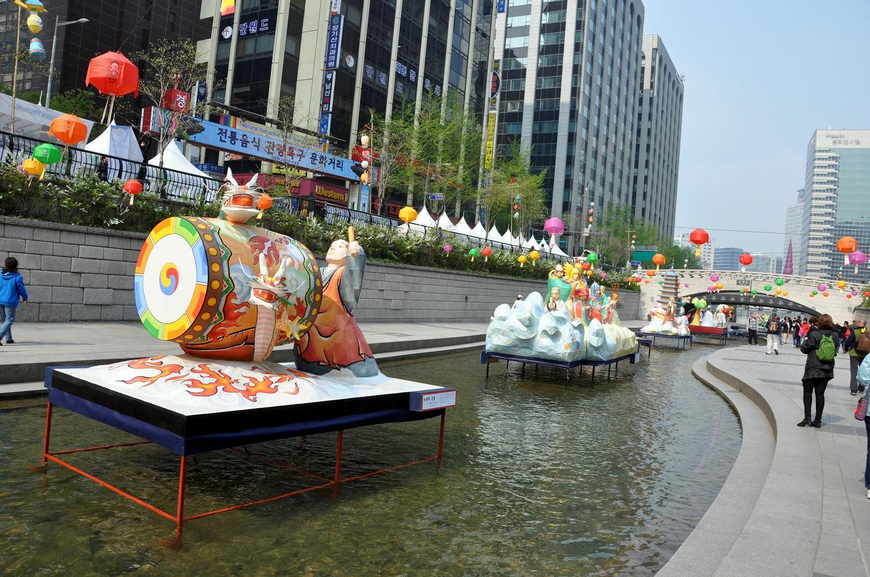 סיאול |דרום קוריאה | טיול מאורגן לקוריאה