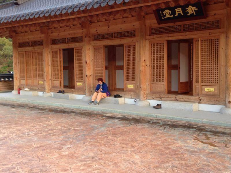 פסטיבלי הסתיו | מנזר בודהיסטי | טיול מאורגן לקוריאה