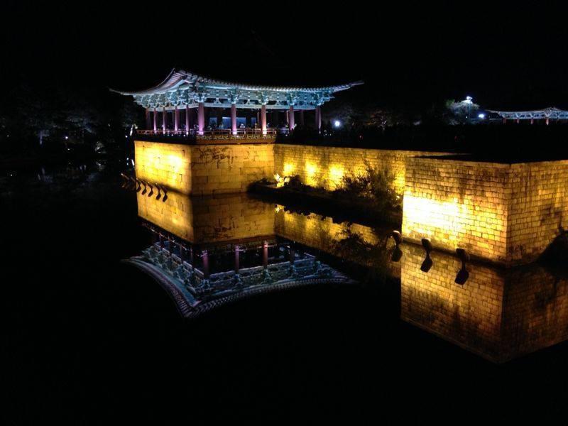 מתחם אנפג'י | גיונג'ו | טיול מאורגן לקוריאה