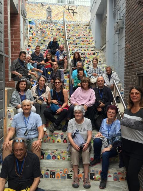 רחל וגיורא | טיול מאורגן לקוריאה, מאי 2017