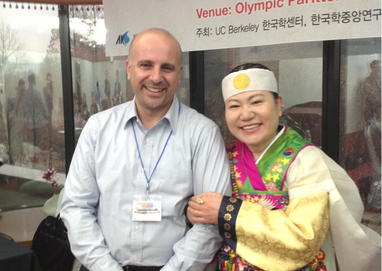פרופסור ניסים אוטמזגין - Nissim Otmazgin | צוות אתר Explore Korea