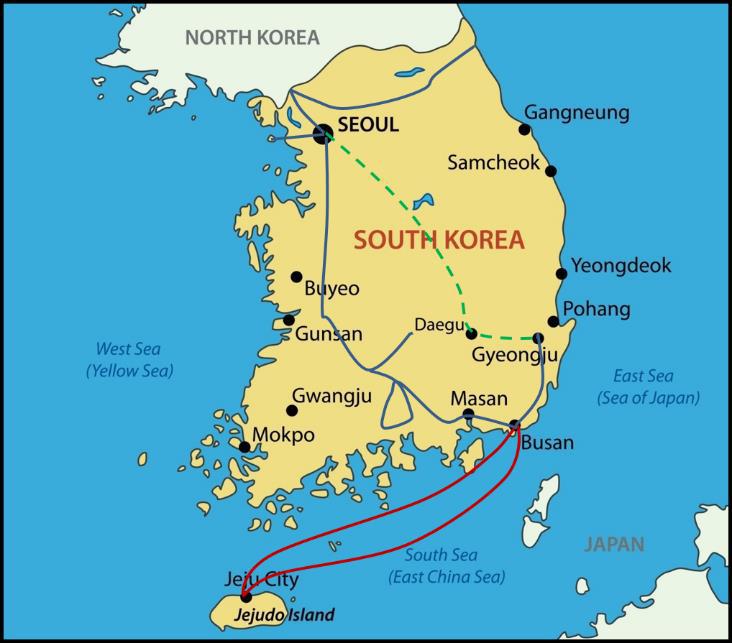 דרום קוריאה אוקטובר | לפסטיבלי הסתיו וצבעי השלכת בקוריאה | טיולים מאורגנים לקוריאה | Explore Korea | אקספלור קוריאה