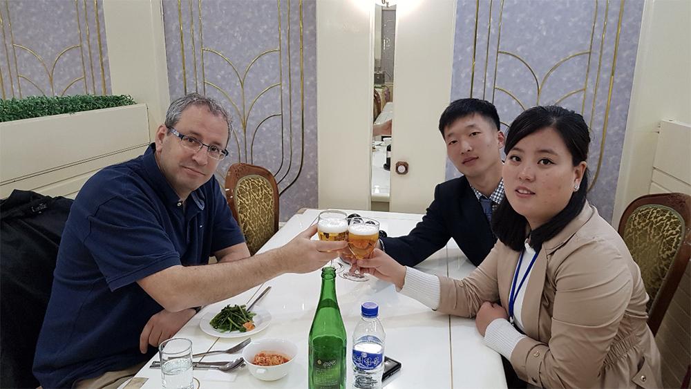 טיול בצפון קוריאה | ד״ר אלון ד