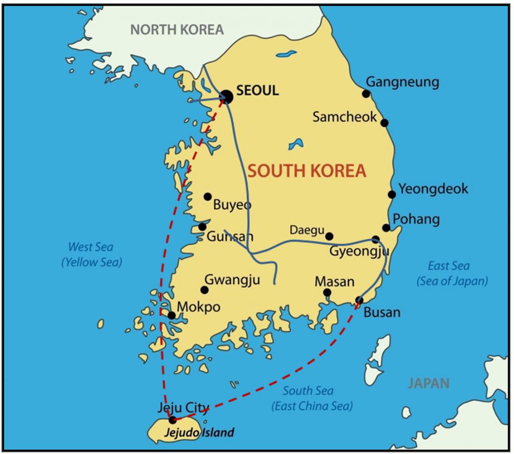 טיול סתיו לקוריאה | טיול מאורגן לקוריאה