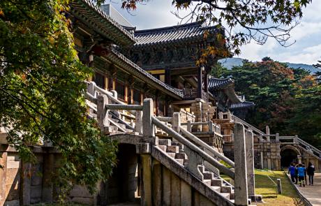 אתרי מורשת עולמית בקוריאה הדרומית | שישיקוריאני – יום שישי 9.4 – בזום