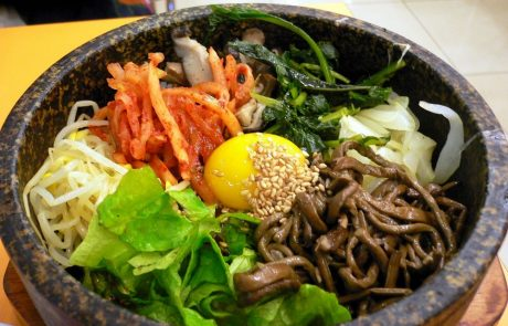 אוכל קוריאני – 5 מנות שאתם חייבים לטעום בטיול בקוריאה
