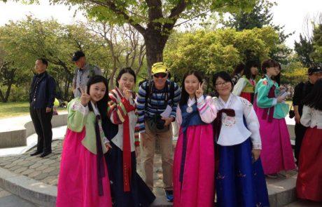 טיול לקוריאה לחגיגות האביב ויום ההולדת של בודהה – חוויות מהשטח | עופר דנון