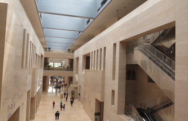 המוזיאון הלאומי של קוריאה : על הקשר בין היסטוריה-אמנות-ארכיטקטורה | מיטל לוין