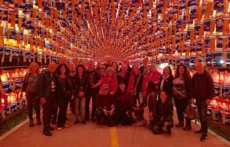 אוסף תודות | מסע עומק לקוריאה אוקטובר 2019