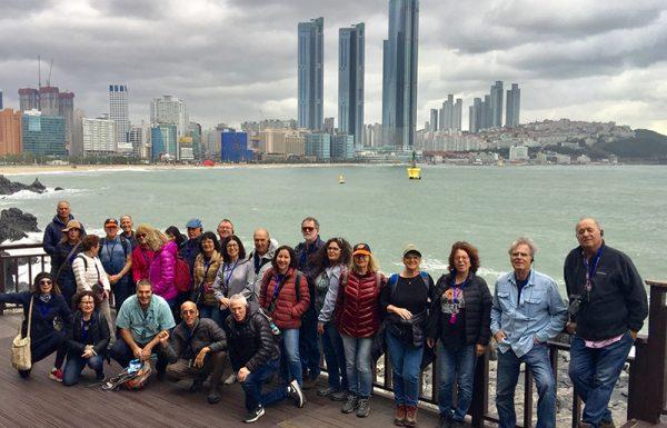 דן גורדון בשם קבוצת אוקטובר | מסע עומק לקוריאה אוקטובר 2019